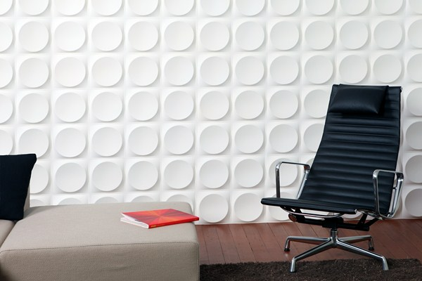 Paneles de pared 3d un concepto innovador y eco para la for Paneles de pvc para paredes