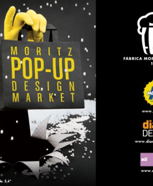Xmas pop up design market 2012 cerveses Moritz diariodesign