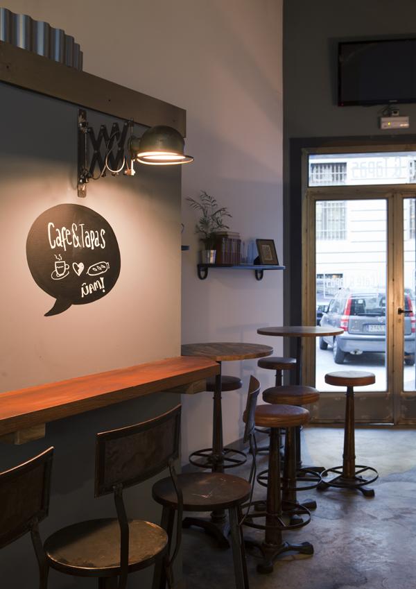 Café & tapas refresca su imagen con su nuevo local en la madrileña ...