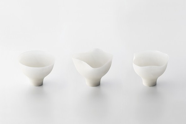 sex design exhibition de nendo shivering bowls diariodesign