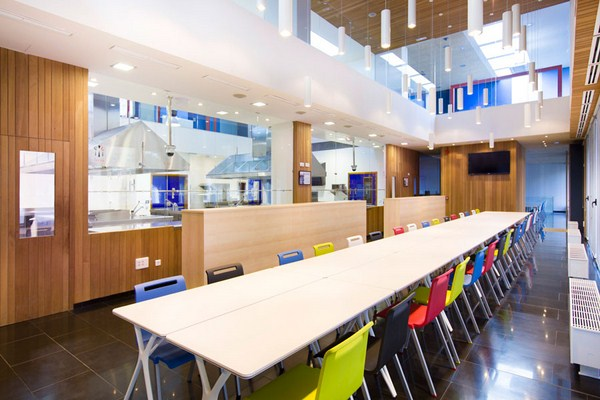 Actiu presenta sus dos nuevos proyectos de amueblamieto de - Escuela de cocina ...