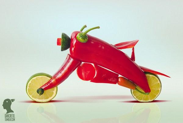 dan cretu fotografias con frutas y verduras diariodesign