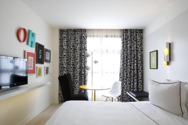 Vincci Bit hotel en barcelona diariodesign