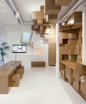 Deskontalia cajas de carton en san sebastian diariodesign