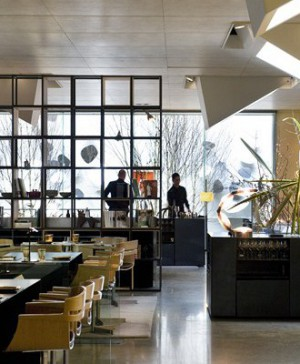 Roca Bar en Hotel Omm Barcelona en diariodesign