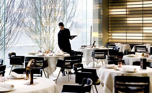 Restaurante Roca Moo en Barcelona