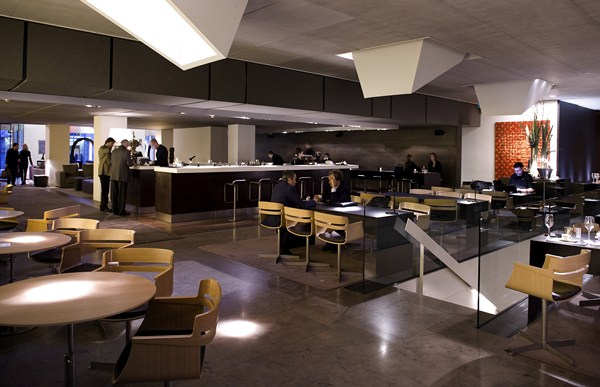 Roca Bar en Hotel Omm
