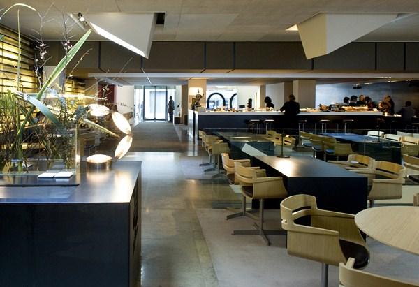 Roca bar del Hotel Omm Barcelona