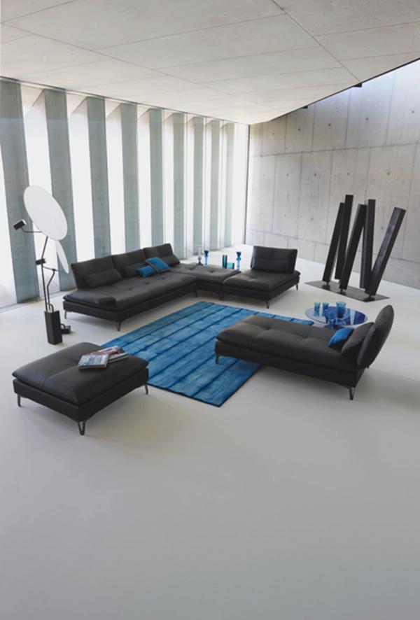 artesan a e innovaci n conviven en las nuevas propuestas primavera verano de roche bobois. Black Bedroom Furniture Sets. Home Design Ideas