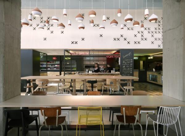 K studio reinterpreta los puestos de comida callejeros