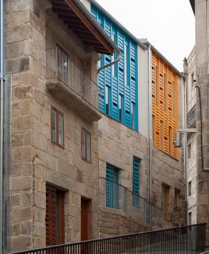 rehabilitacion de 7 edificaciones para 9 viv. y local comercial
