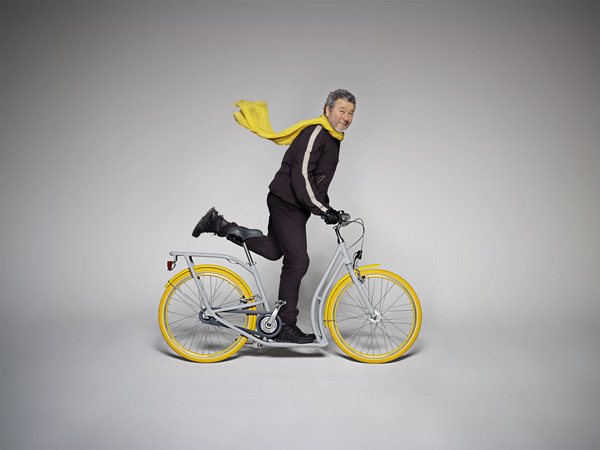 bicicleta Peugeot de philippe starck diariodesign