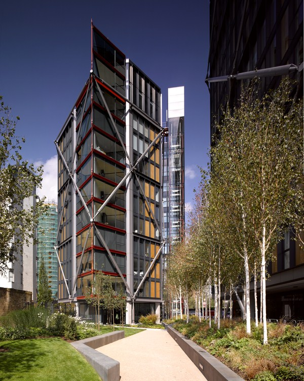 neo bankside richard rogers arquitectura británica diariodesign