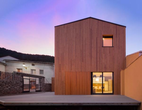 Jp house casa prefabricada de mimbre - Casas prefabricadas cuenca ...