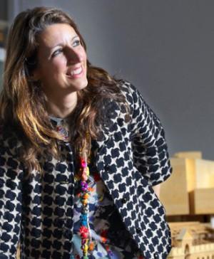 Benedetta Tagliabue, foto de vicens gimenez