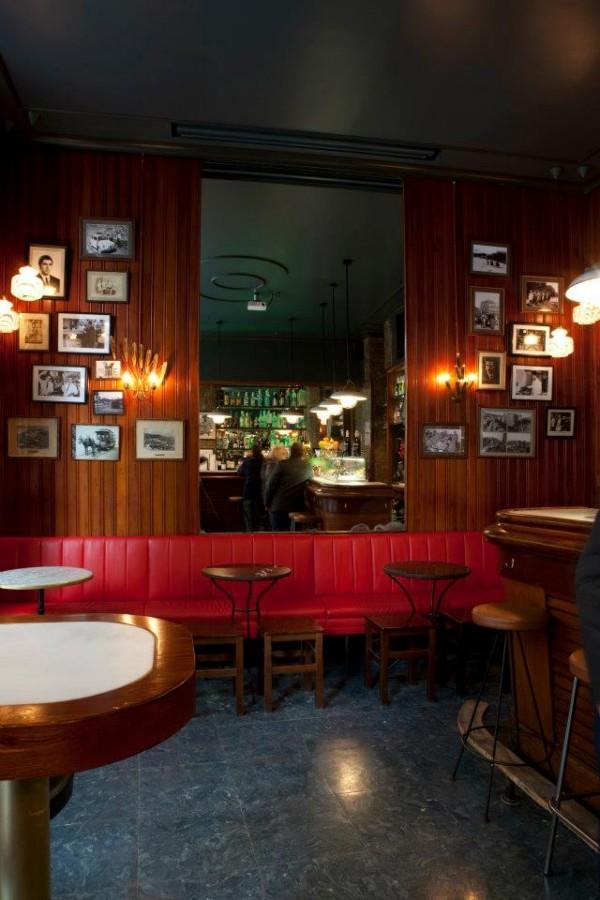 Cèntric: un local barcelonés que rinde homenaje a su historia ...