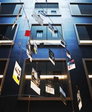 Istalación IvoryPress_ Hotel Alma BArcelona