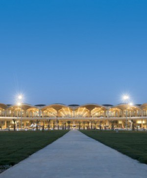 Queen Alia International Airport FOSTER+ PARTNERS 11