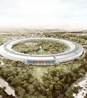 1 apple campus