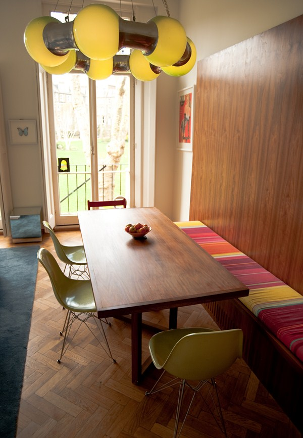Andy martin studio dise a un encantador apartamento para una familia en little venice londres - Disena studio ...