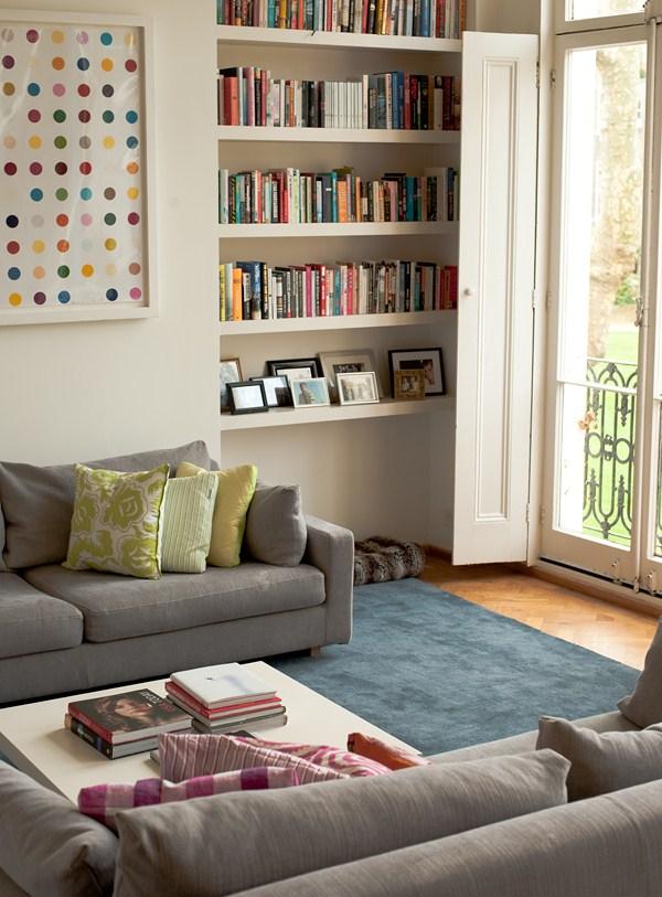 Andy martin studio dise a un encantador apartamento para - Disena studio ...