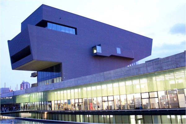 Edificio DHUB