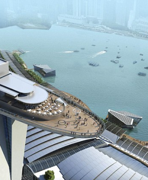 Marina Bay Sands World Architecture Festival awards diariodesign