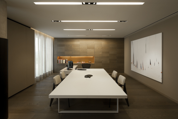 Te imaginas trabajar aqu un entorno de trabajo c lido y for Diseno de oficinas contemporaneas