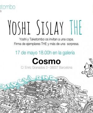 yoshi barcelona