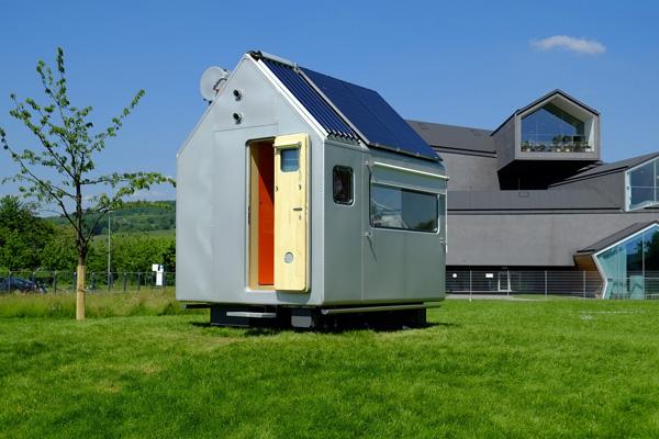 Renzo piano crea diogene una casa m nima experimental que for Micro piano casa compatto