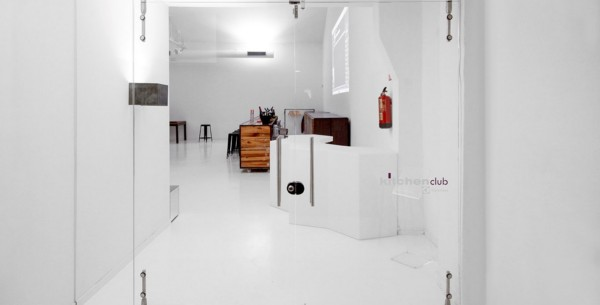 Kitchen Club espacio en madrid mobalco diariodesign
