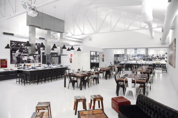 Kitchen Club en madrid de mobalco diariodesign