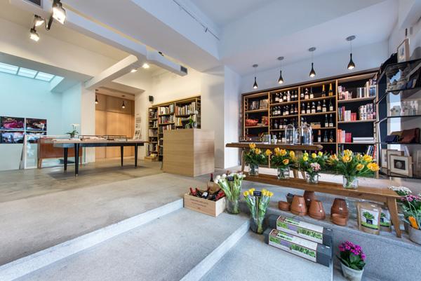 La f brica inaugura su nuevo centro cultural en el coraz n for Fabrica de cocinas madrid