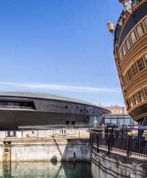 Wilkinson Eyre Architects Mary Rose Museum 4045_(c) Gareth Gardner