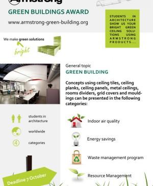 poster-ArmstrongGreenBuildingsAward_low