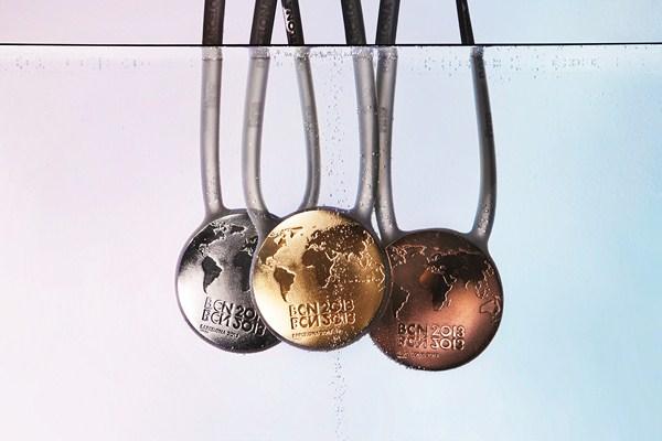 1 medallas BCN2013