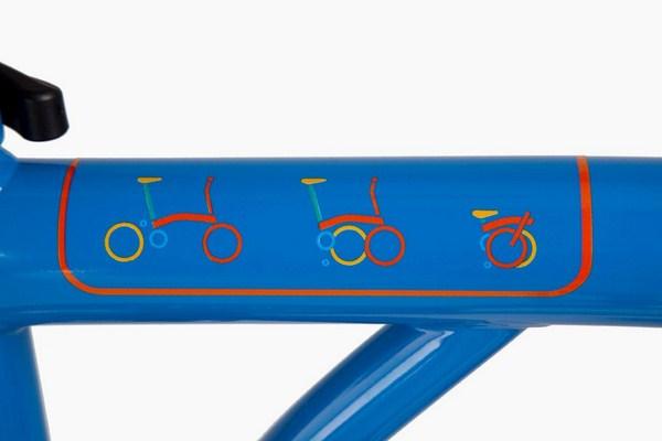 bicicleta Brompton City inspired barcelona diariodesign