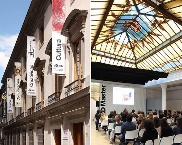Ied madrid istituto europeo di design for Diseno de interiores ied madrid