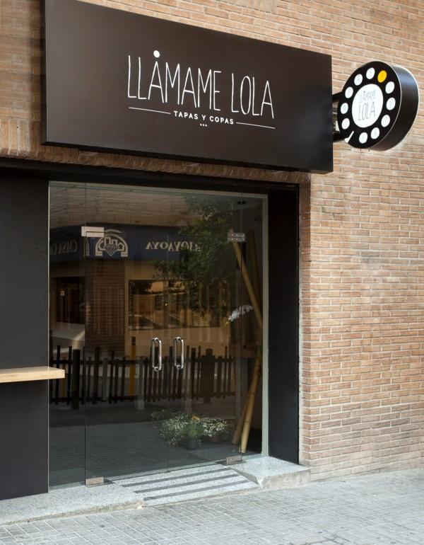 restaurante en valencia Llámame Lola de Odosdesign
