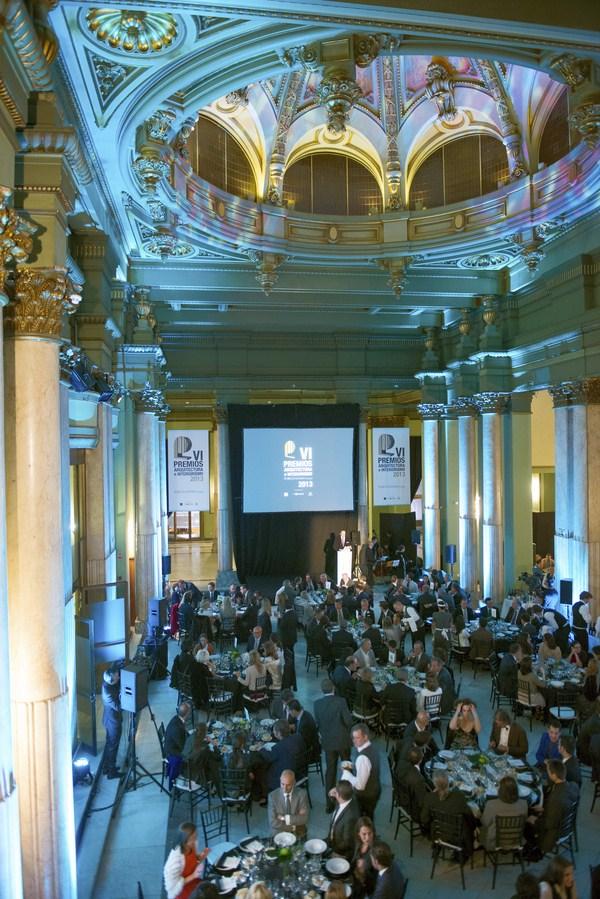 premios porcelanosa richard rogers