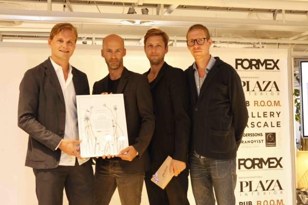 Entrega Premio NOVA 2013
