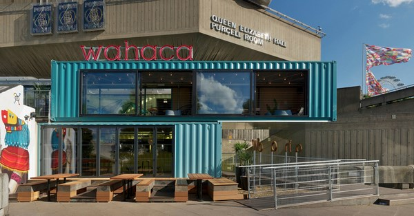17-The Wahaca Southbank Experiment 1