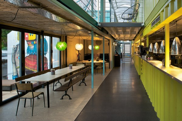 Wahaca, By Softroom London, Photograph:josephburns.ie