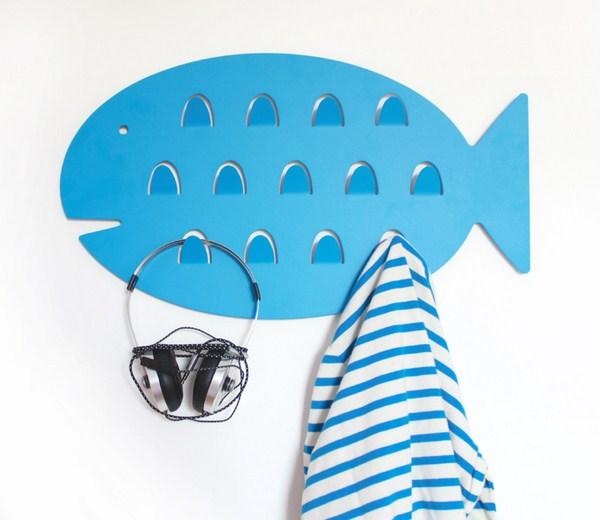 3 balvi animal wall hangers