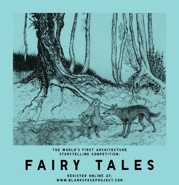 3 blank space fairy tales