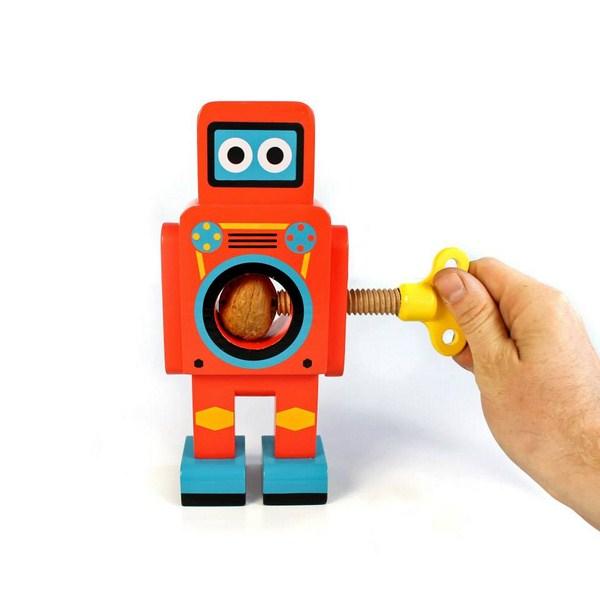 3 cascanueces robot