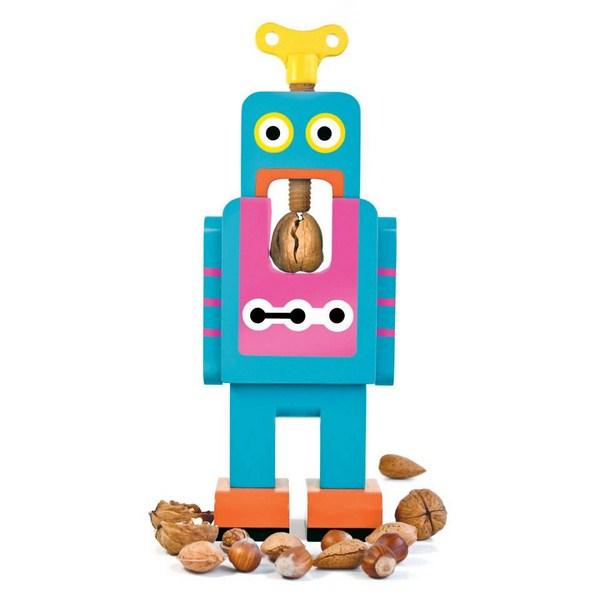 4 cascanueces robot