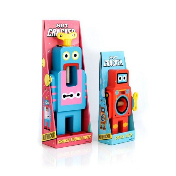 5 cascanueces robot