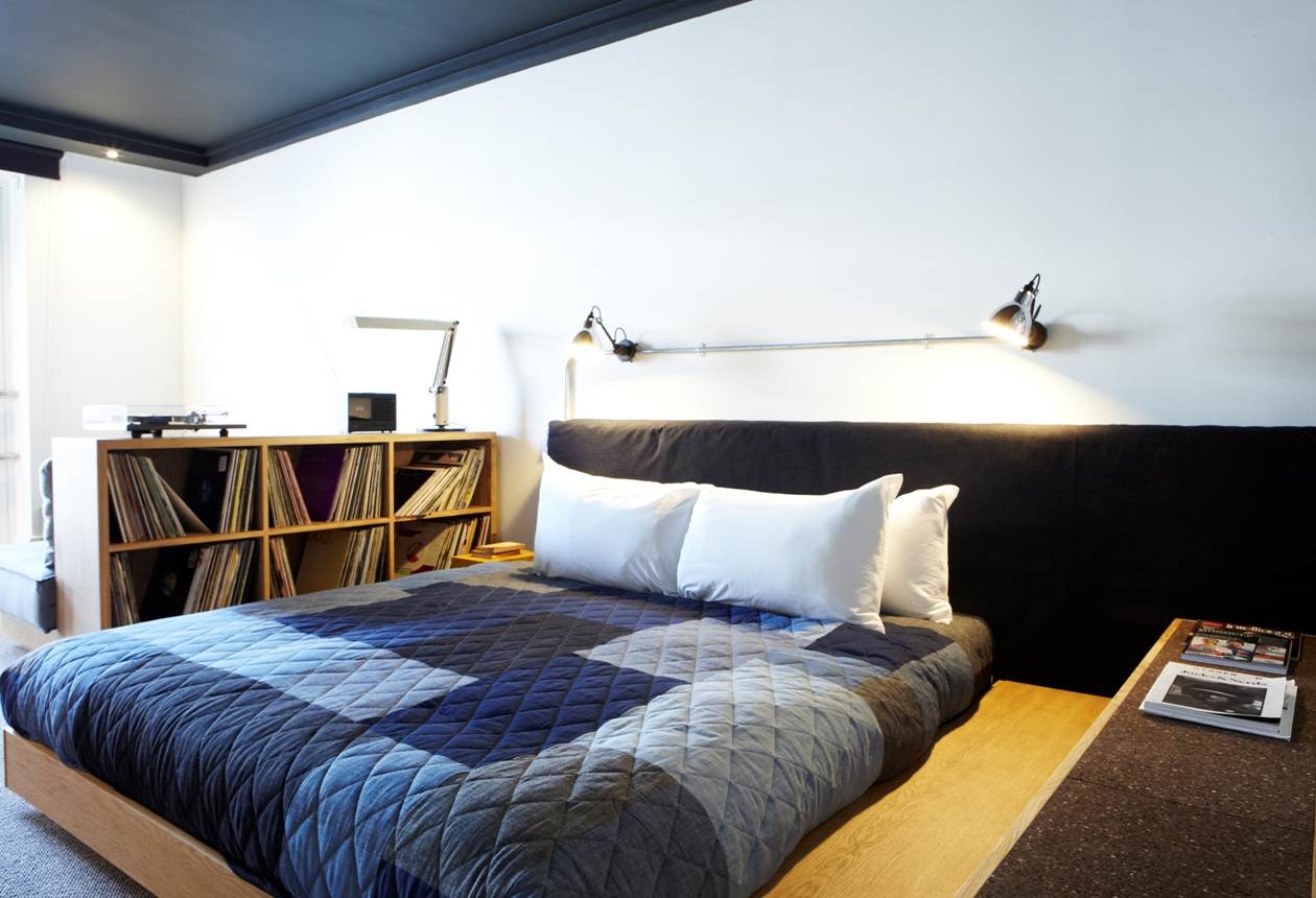 Ace hotel arrives to london with its unique collaborative for Design hotel london