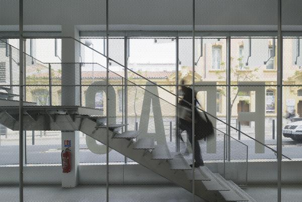 FRAC PACA / KKAA Kengo Kuma & Associates